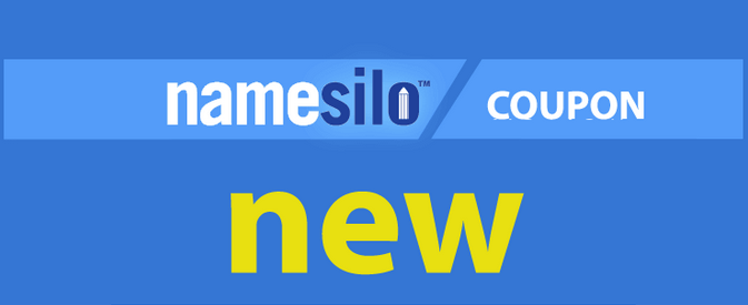 Coupon namesilo may 2018
